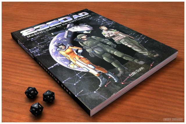 2320 Rulebook, perfect bound