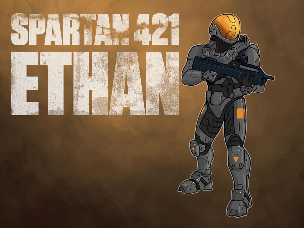 EVA Spartan for Ethan