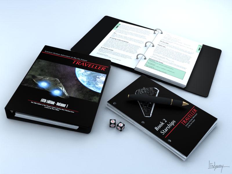 "Concept for updatable ""little black book"" rules set"