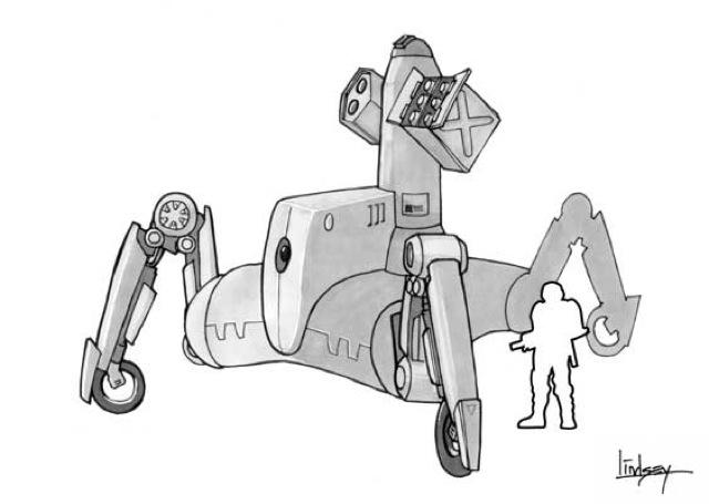 Air Defense Crawler (from Concept Art Forum)