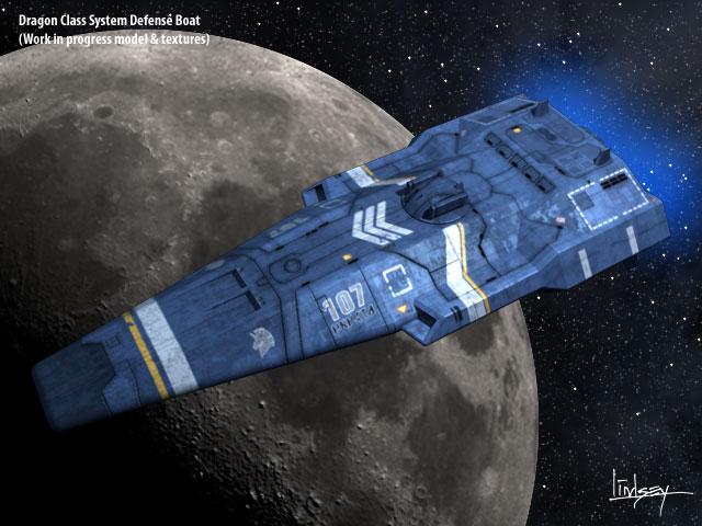 Dragon Class System Defense Boat