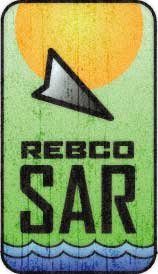 REBCO Search & Rescue Patch