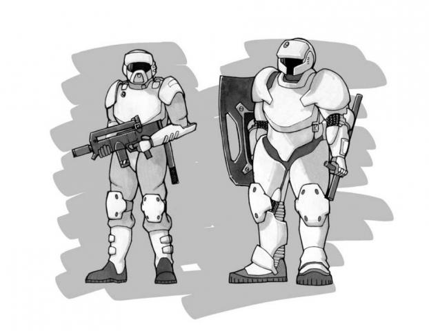 Riot Armor
