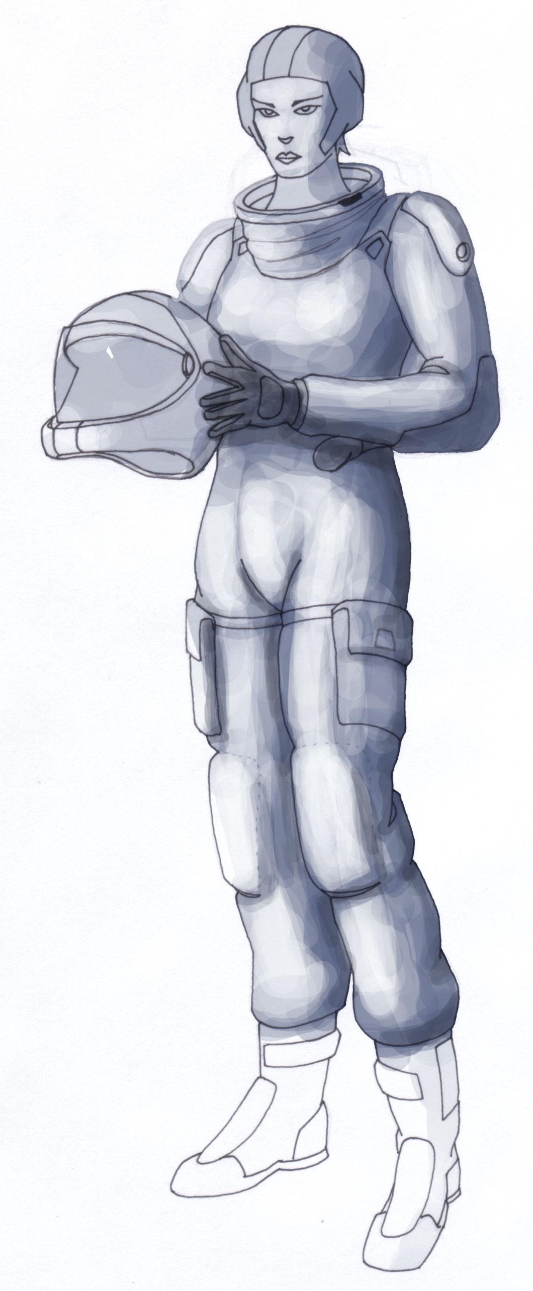 Spacer sketch